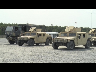 Combat readiness training at Joint Base Cape Cod B-Roll CAPE COD, MA, UNITED STATES 24.08.2018