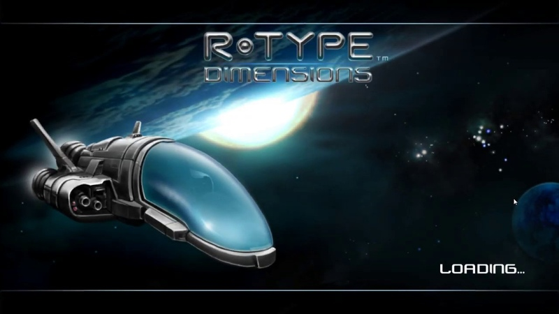 Геймплейный ролик R-Type Dimensions EX КЛАССИКА ЖАНРА