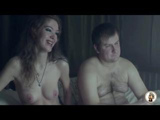 Голая Анастасия Калашникова ржет как лошадь.avi