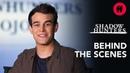 Shadowhunters Behind The Scenes | Season 3, Episode 19: Sizzy Superman Scene