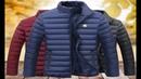 Мужская куртка весна осень зима теплая лёгкая без капюшона