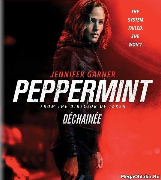 Багровая мята / Peppermint (2018/WEB-DL/WEB-DLRip)