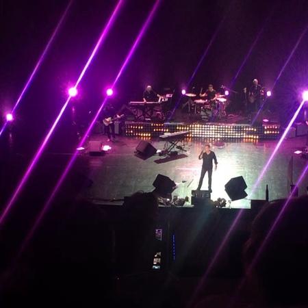 玛丽亚 on Instagram Концерт Гару Франко канадский музыкант певец и актёр Широкую известность приобрел после того как сыграл роль Квазимодо в мюз