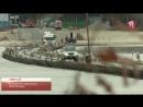 С 11 по 15 октября включительно закрывается движение автотранспорта по понтонно мостовой переправе Ямбургтранссервис