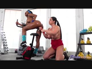 Anissa jolie, kiki minaj [порно, hd 1080, секс, povd, brazzers, +18, home, шлюха, домашнее, big ass, sex, миньет, new porn, big