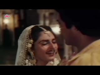 Mujhe Rab Jo Kahe Tujhe Chhod Doon _ Ustaad [ Jaya Prada - Vinod Khanna ] _ HD 1440p