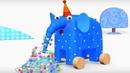 Деревяшки - сборник серий 5 - развивающие мультфильмы для самых маленьких 0-4