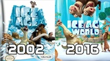 Evolution of Ice Age Games 2002-2016