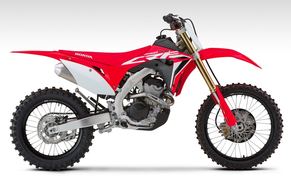 Внедорожные мотоциклы Honda CRF250R / CRF250RX 2020
