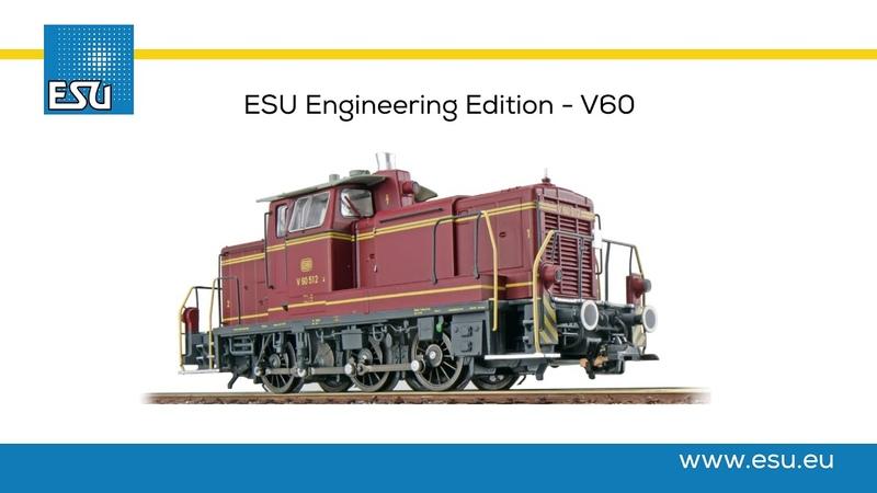 ESU Engineering Edition *** V60 DB *** Neuheit 2019!