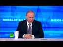 Дагестанец задал вопрос В В Путину на который он не смог ответить
