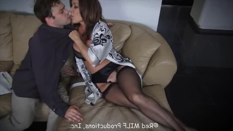 Red Milf: Rachel Steele sexy milf fucked with brutal boy (porno, sex, cumshot, couples, facial, tits, ass,