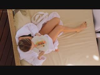 Мария Гамаюн в бассейне - Орёл и Решка. Морской сезон. Хургада (2018) HD 1080p Голая? Секси!