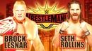 WWE 2K19 WRESTLEMANIA 35 - Brock Lesnar vs Seth Rollins WWE UNIVERSAL CHAMPIONSHIP Match👏😍👍