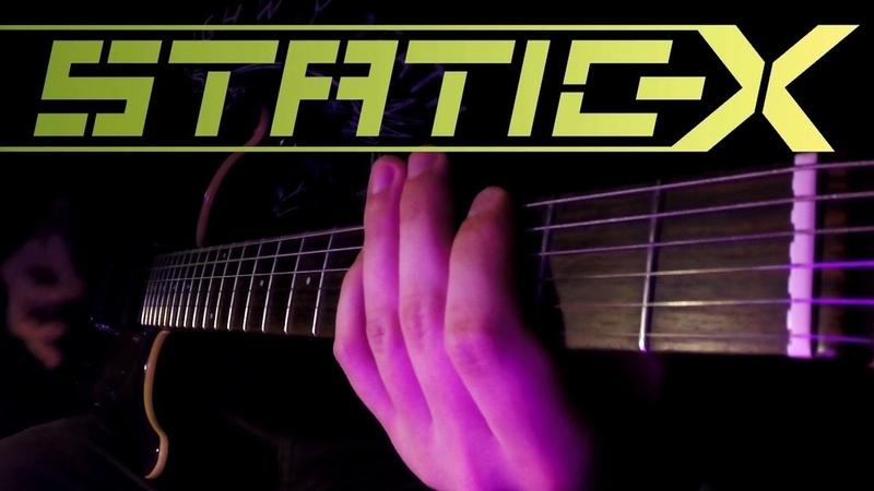 TOP 10 STATIC-X RIFFS (Dedicated to Wayne Static)