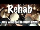Amy Winehouse Rehab Drum Cover