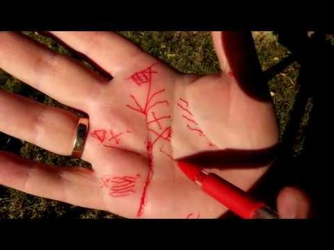 ХИРОМАНТИЯ. Знаки, Точки, Мелкие линии и особые символы на ладони.