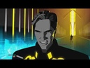 Tron Uprising: All Clu Scenes 4K