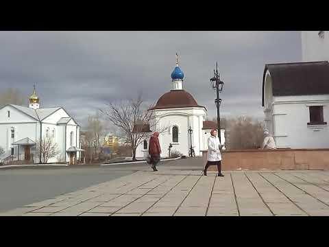 Звоны г Саяногорск Геннадий Жуган и звонарь Дмитрий 31 03 2019 г