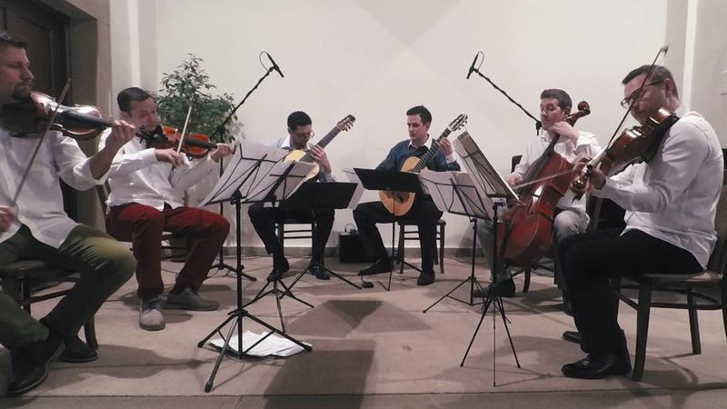 MADREDEUS Guitarra Epoque Quartet Siempre Nuevo arr Alexey Aslamas