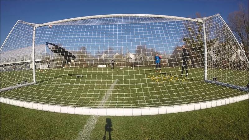 Goalkeeper training Spécifique gardien de buts