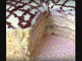 Тортик на сковороде (описание под видео)