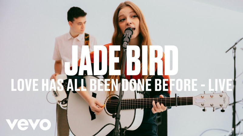Jade Bird - Love Has All Been Done Before (Live) | Vevo DSCVR ARTISTS TO WATCH 2019