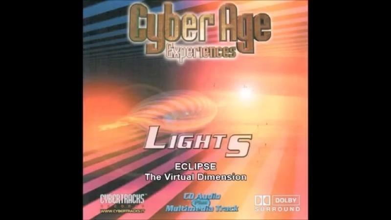 Enrico Cervi ( Eclipse) - the virtual dimensions ( Ambient Trance Techno)