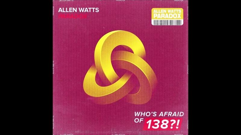 Allen Watts - Paradox (Extended Mix)