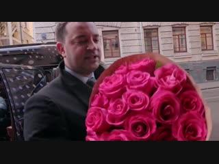 Мария Миронова отвергла букет от Леонида Закошанского