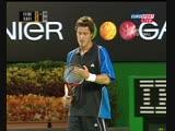 Australia-2005-Safin-Federer-1set