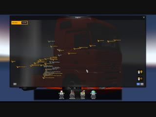 ETS 2 Карта Минск-Москва-Крым V4.5