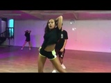 Maddy Barnett Training Royal Family Varsity The Palace Dance Studio
