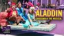 Crosswalk the Musical: Aladdin ft. Will Smith, Naomi Scott Mena Massoud
