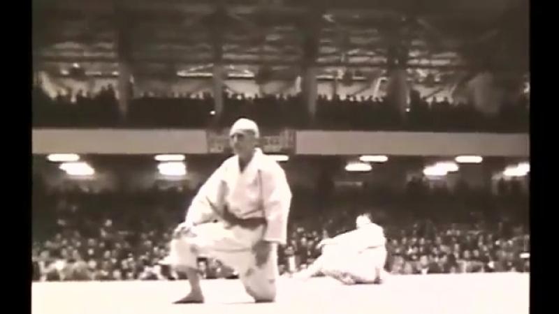 Бог Дзюдо Кьюзо Мифуне (Kyuzo Mifune) 10 Дан