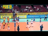 TOP 50 Craziest Womens Volleyball Spikes Of All Time (HD)