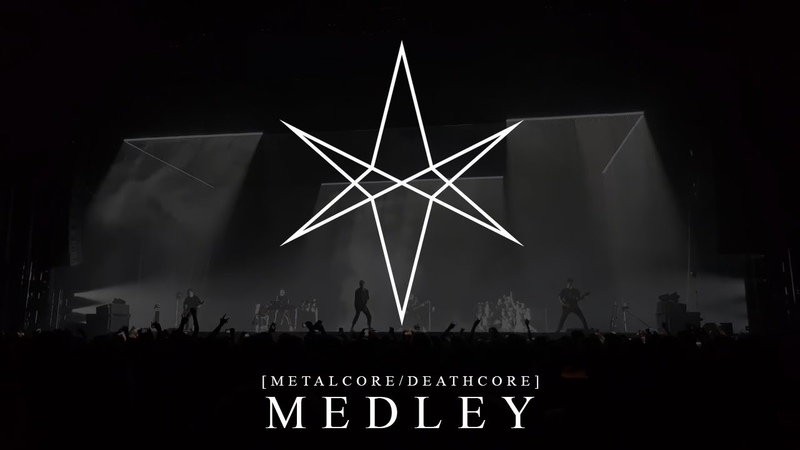 BRING ME THE HORIZON - [METALCORE/DEATHCORE] MEDLEY - LIVE@ ARENA BIRMINGHAM