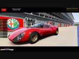 VK LIVE SRS Monza @ Alfa Romeo 33 Stradale - LIVE ONBOARD