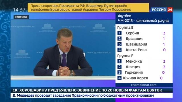 Новости на Россия 24 • Медведев: россияне смогут возвращать часть страховки при досрочном погашении кредита