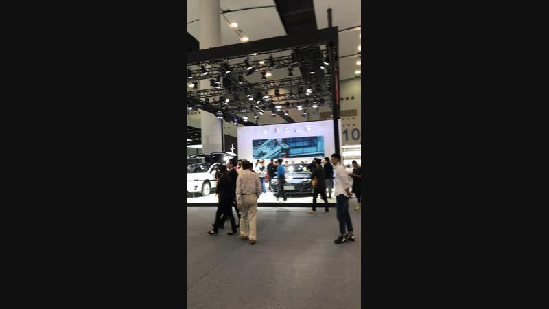 Автомобильная выставка в Гуанчжоу 2018