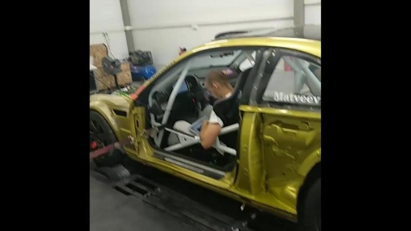 Сегодня наш эвакуатор, возил на настройку bmw с 2jz под капотом в @ a2performance . Ребята из @ motorceh_23 основательно потр