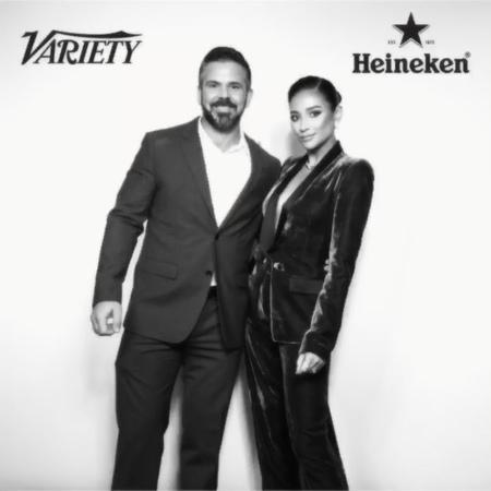 Мероприятия | Портреная фотосессия на вечеринке журнала «Variety»