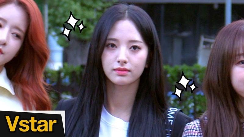 [NEWS] 181012 WJSN on the way to Music Bank @ Bona