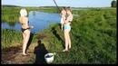 Охота на рыбу! Приколы на рыбалке октябрь 2016