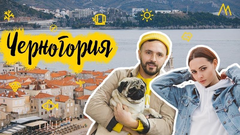 Эмигранты в Черногории (Чубака и Глеб Корнилов)