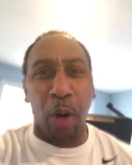 SportsCenter on Instagram: Lets check in on Stephen A after the Jimmy Butler trade. (via @stephenasmith)