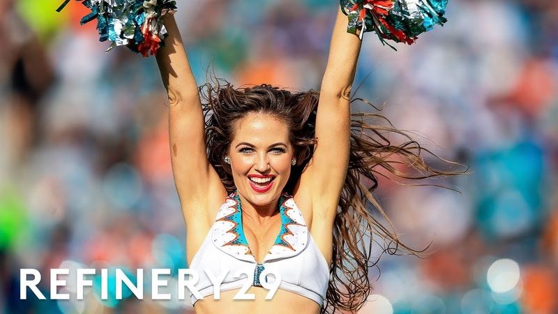 The Dark Reality Of NFL Cheerleading Shady Refinery29