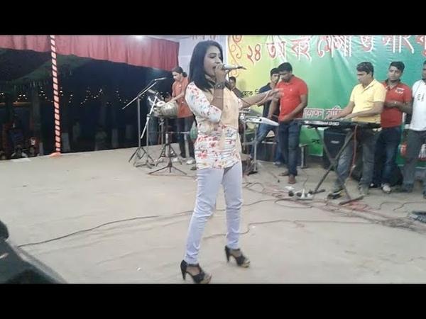 ভাবের বাতি জালাইয়াদে | পলি সরকার | Bangla Folk Song | Music Video | SR Music Bangla