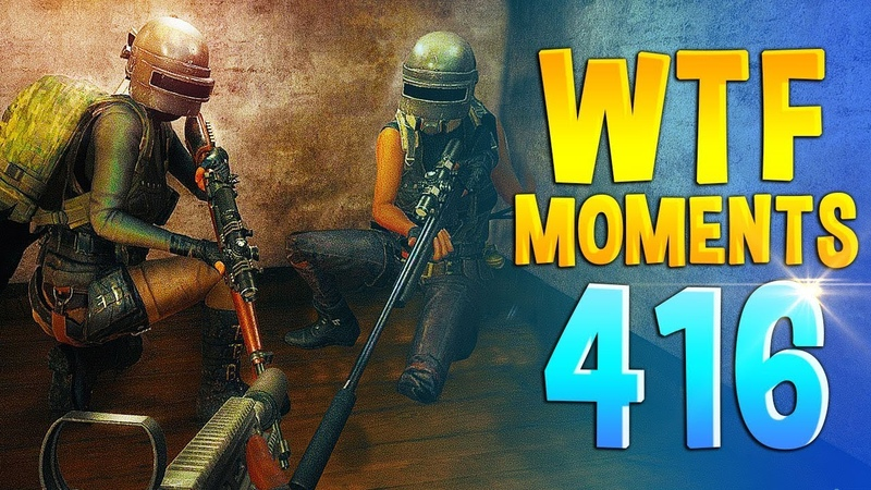 PUBG Daily Funny WTF Moments Highlights Ep 416