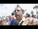 Racismo numa manifestacão pró impeachment da Dilma